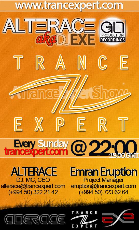 A Trance Expert Show 75