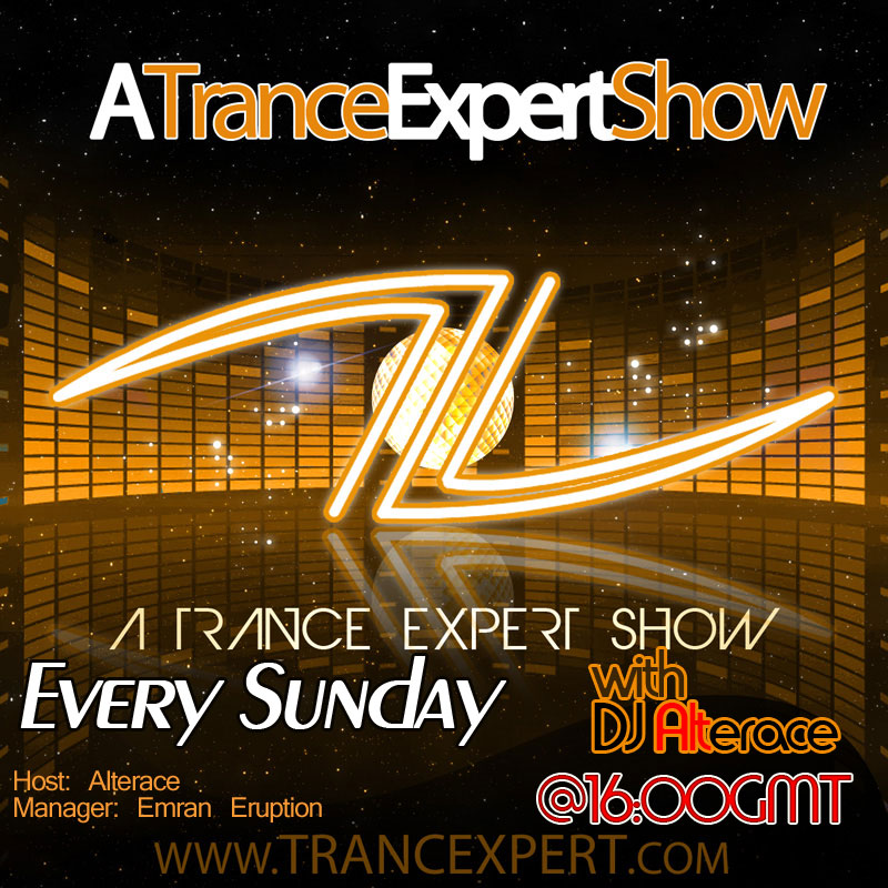 Alterace - A Trance Expert Show 85
