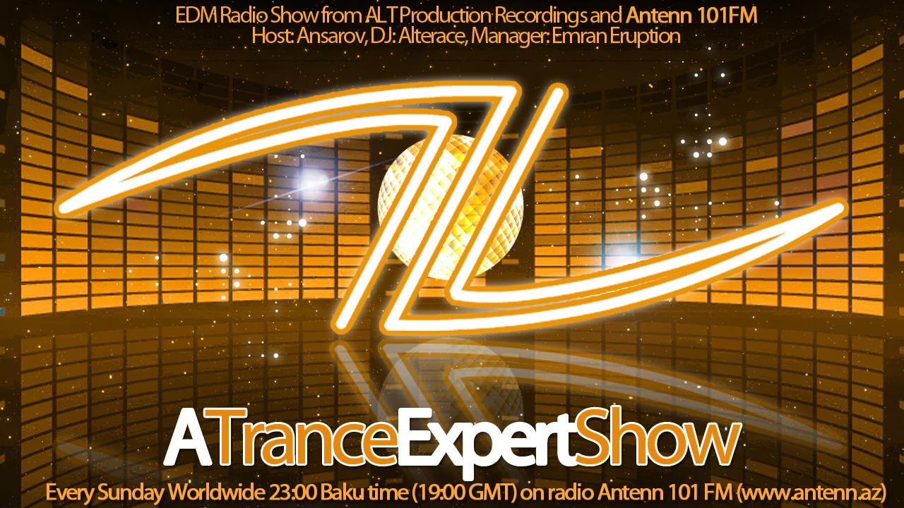 A Trance Expert Show 94 [Antnenn 101 FM]