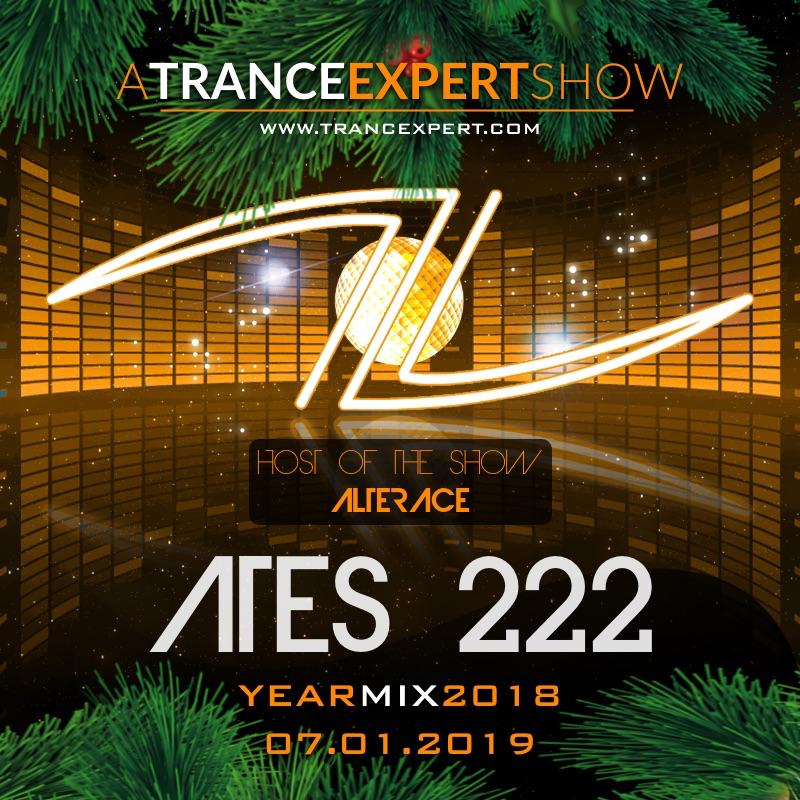 A Trance Expert Show #222 YearMix 2018-1