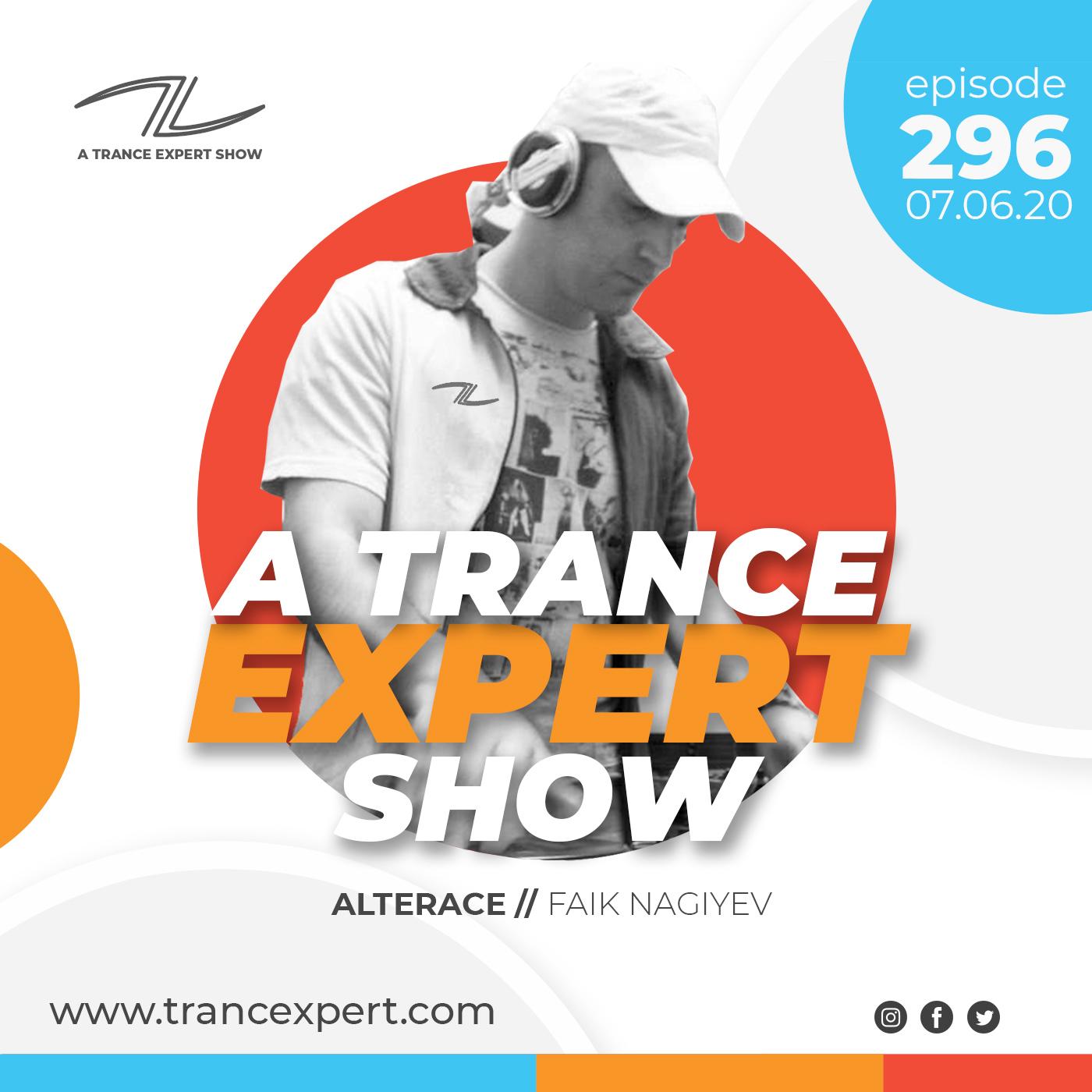 A Trance Expert Show #296