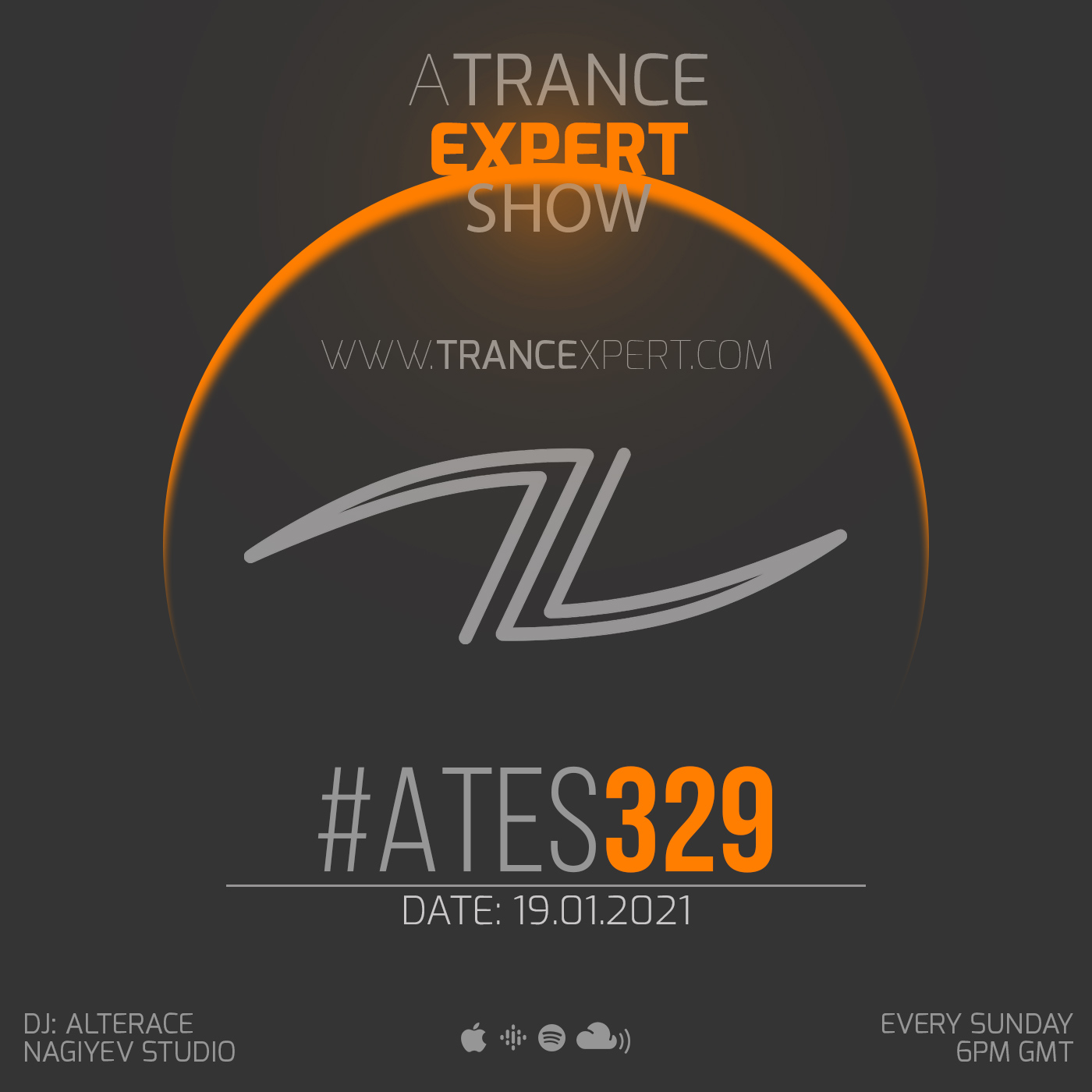A Trance Expert Show #329 YearMix 2020 Part-5 (Uplifting)